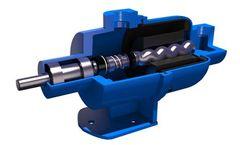MXQ - Model MW-Series - Progressive Cavity Pump