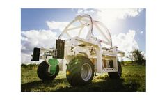 Model TED - Vineyard Weeding Robots