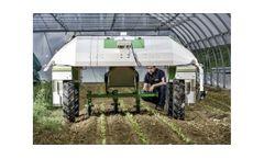 Dino - Large-Scale Vegetable Weeding Robot
