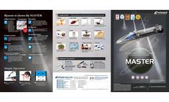 Master - Model 20T - Automatic Temperature Compensation Refractometer Brochure