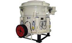 Sinonine - Model HP Series - Hydraulic Cone Crusher