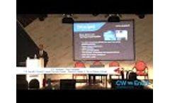 Cw Academy 1st Dealer Meeting Presentation of Cw Energy E-Trade Expert Mustafa Öztürk Video