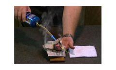 Nochar - Model NFP - Fire Preventer