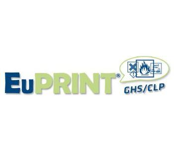 HazPRINT GHS/CLP (EuPRINT) - Version GHS/CLP - Software for Hazard Labels