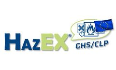 HazEX GHS/CLP (EuSHEET) - Version GHS/CLP - Software for the Creation & Distribution of Safety Data Sheets