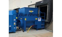 Blue Rhino - Model 40 HP - Auger Compactor