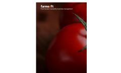 Post Harvest Management Software Brochure
