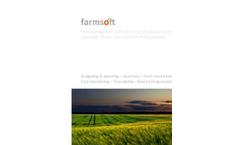 Vertical Farming Software Brochure