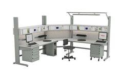 TowerLine - Model TABTL, PANTL - Laboratory Workstations
