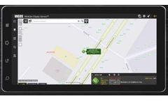 MultiGen - Version MGDS - Display Service Mobile Software