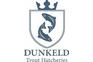 Certified disease-free trout eggs