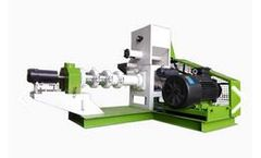 Richi - Model DGP Series - Aquatic Feed Extruder