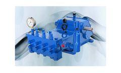 Rostor - Model 3100 Series - High Pressure Pumps