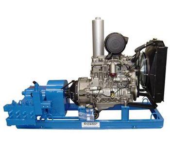 Rostor - Model 3100 A02 - 102HP - Diesel Motors