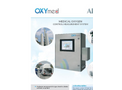 OXYmed - Medical Oxygen Control Measurement System - Datasheet