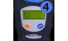 Misco - Model PA202 - Dual-Scale Digital Refractometer