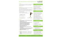 RealiteQ - Solar Water Distribution Network Plug & Play Plus Kit Brochure