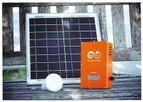 EP Purification - Self-Sustainable Microplasma Ozone Generator/LED Lamp Package
