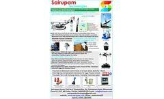 Sairupam Technologies - Model Water Analyzer - UV VIS Spectroscopy Online Water Analyzer