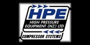 High Pressure Equipment NZ Ltd