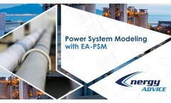 Power System Modeling with EA-PSM