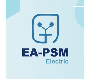 EA-PSM Electric - power system modeling
