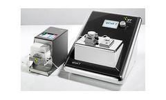 Model qCell T - Highly Advanced Quartz Crystal Microbalance