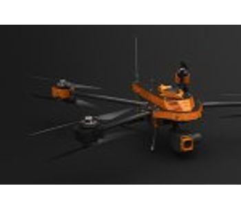 Falcon - Model X4 - Surveillance Drone