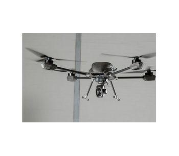Vanguard - Model HD - Live Feed Long Range Surveillance Drone