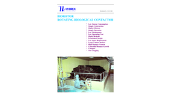 Hydrex  - Mineral Water Treatment - Brochure