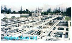 Hydrex - Activated Sludge Sewage Treatment Plants