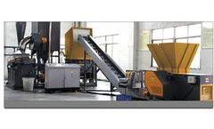 High Performance Cable Recycling Plants