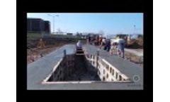 Horizontal Uv Disinfection Amalgam Construction Video