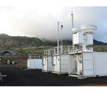 Micro Pulse LiDAR measures aerosols caused by biomass burning - Case Study