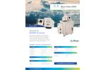 Micro Pulse LiDAR - Model MiniMPL - Accessories - Datasheet