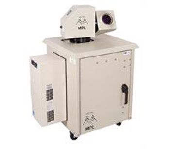 Scanner for MiniMPL (Atmospheric Monitoring System) Enclosure-1