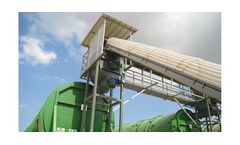 Organic Waste and Sludge Treatment Closed and Automatic Systems