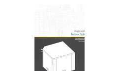 Revolution - Model 2 Series - Two-Stage Indoor Split Geothermal System Brochure