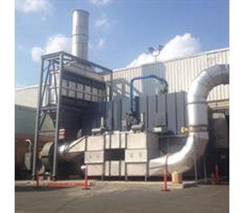 TKS - Regenerative Thermal Oxidizers (RTO)