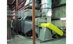 TKS - Recuperative Thermal Oxidizers
