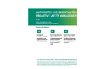 Automated HSE: Essential for Proactive Safety Management Brochure