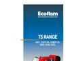 Ecofam - Model 230 to 34000 kW - Duoblock Burners Brochure