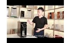 W11 Drinking RO Hydrogen Water Dispenser Video