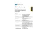 BeadedStream D405 Satellite Data Logger - Brochure