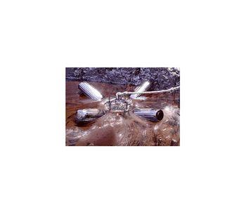 Oil Stop - Model VSP-30 - Floating Weir Skimmer