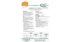 Air-Shield - Model LM - All Season Liquid Applied Air & Vapor Barrier  Brochure