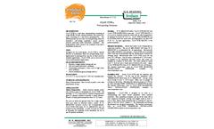 CLAY-TITE - Bentonite Clay Waterproofing Membrane Brochure