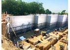 CLAY-TITE - Bentonite Clay Waterproofing Membrane