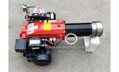 Henan - Gas/Oil Burner