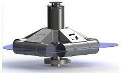 Engeldot - Floating Rotating Bubble Aerator